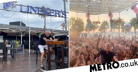 Wayne Lineker forced to shut Linekers bar as staff ...