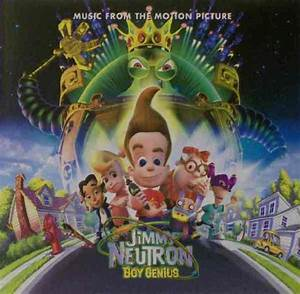 Various Music From The Motion Picture U002639jimmy Neutron Boy