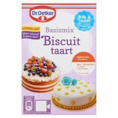Dr Oetker Werksverkauf : basismix voor biscuittaart jan linders ~ Watch28wear.com Haus und Dekorationen
