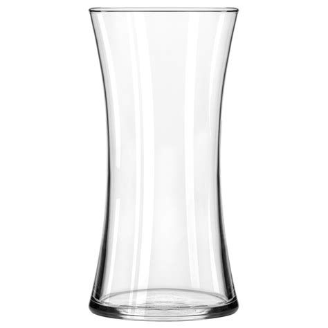 Glass Vase by Libbey 174 Glass Tower Vase