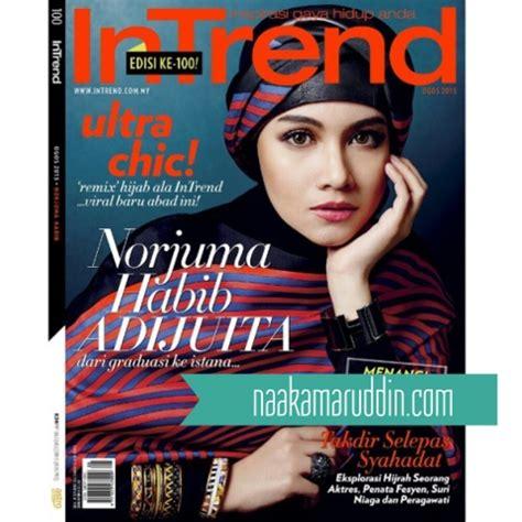 InTrend August -featuring Naa Kamaruddin :) - Premium ...