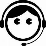 Customer Service Icon Svg Itsm Glasses Care