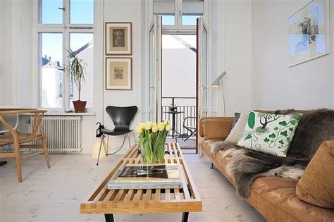 20 Scandinavian Living Room Designs With A Charming Effect