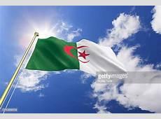 Drapeau Algérien Photos et images de collection Getty Images