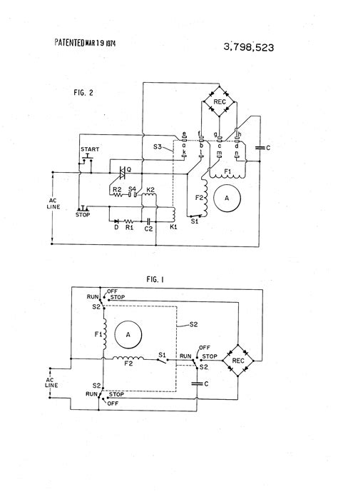 single phase induction motor speed circuit diagram