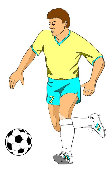 Clip Soccer Soccer Clipart Soccerclipart Sport Clip