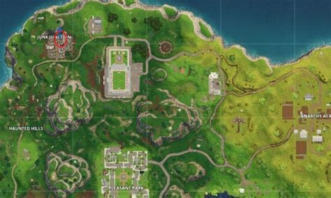 fortnite   solve follow  treasure map