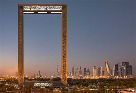 sheikh mohammed pays  visit  dubai frame opening date revealed hotelier middle east