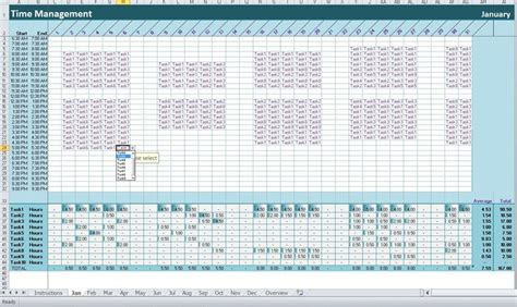 taskstime tracker excel template activity diary