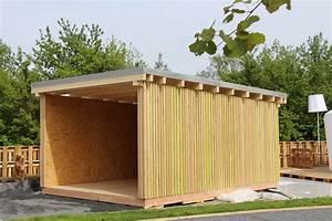 Fertiggaragen Aus Holz : garage aus holz holzgarage schuppen exklusive garage aus ~ Whattoseeinmadrid.com Haus und Dekorationen