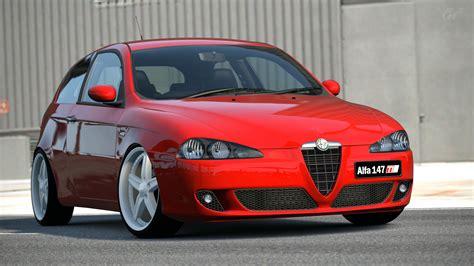 Alfa Romeo 147 Ti 2.0 Twin Spark (gran Turismo 6) By