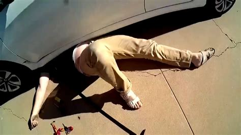 Arizona Man Trapped Under Car Saved by Responders Lifting ...