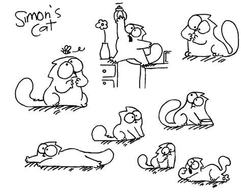 Simon's Cat Doodles By Doddlefur On Deviantart