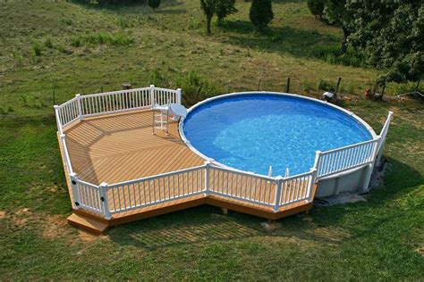 pool fence designs photos what is a freestanding deck and why would you want one