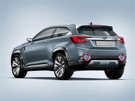 subaru viziv truck subaru viziv 2 concept car body design