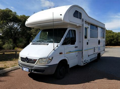 With origins in the first ever car produced by karl benz, mercedes' history is nothing short of amazing. 2006 Mercedes-Benz Sprinter Motorhome 6 Berth For Sale in ...