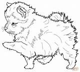 Coloring Dachshund Pages Printable Dog Getcolorings Pomeranian sketch template