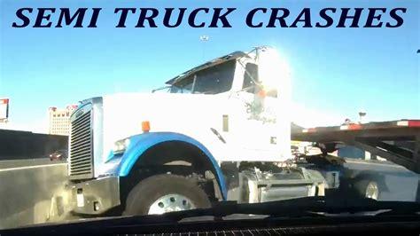 Semi Trucks Driving Fails