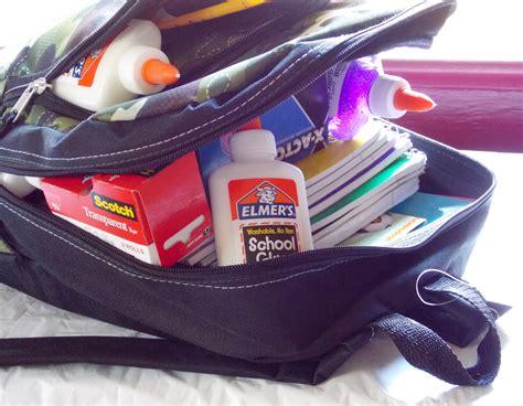 bag    elmers glue  simple service party