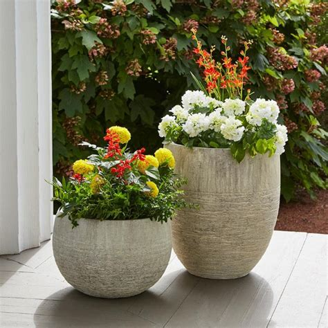 modern metal wall planters the home depot