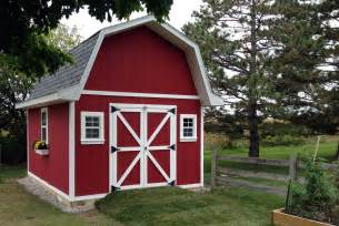 shed style roof 12 16 barn style gambrel roof shed plans