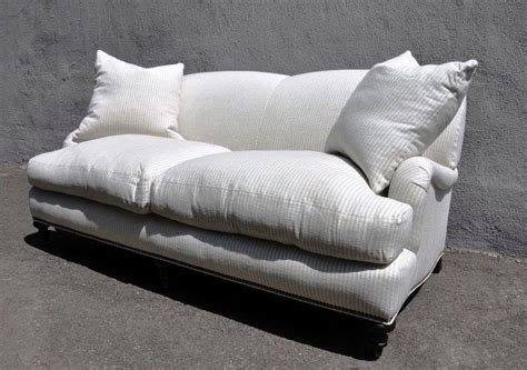 English Roll Arm Sofa Slipcover — Cabinets, Beds, Sofas
