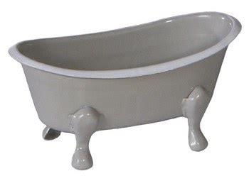Enamel Bath Tub by 6 Quot Gray Enamel Bath Tub Soap Dish Wilford Home Accents