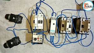 Manual Motor Starter Switch Wiring Diagram