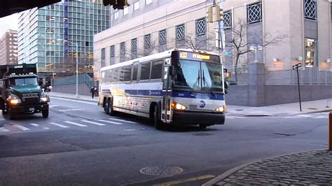 X10 Bus Mta Nyct Bus Mci D4500 D4500ct X19 2186 X10 2226
