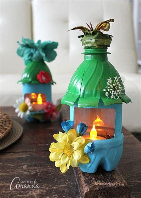 bastelideen mit plastikflaschen 12 diy bastelideen mit pet flaschen diy bastelideen basteln plastikflaschen basteln