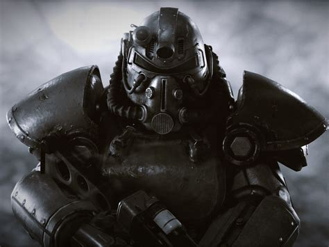 armour suit fallout  video game wallpaper  hd image picture ae