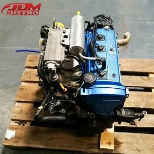 Toyota Starlet Turbo Ep91 Ep82 4efte Engine
