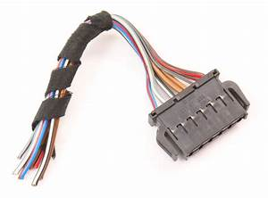 Lh Taillight Wiring Plug Pigtail 96