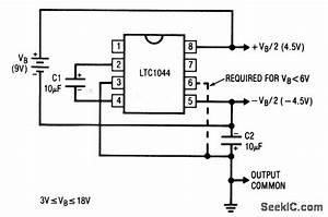 Micropower Battery Splitter