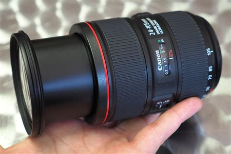 canon ef 24 105mm f 4 is ii usm lens review ephotozine