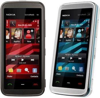 Harga Merk Nokia harga spesifikasi gambar nokia 5530 xpressmusic handphone