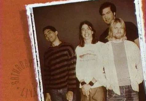 "[WATCH] SNL Flashback: Nirvana – ""Heart-Shaped Box ..."