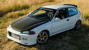 1995 Honda Civic Cx - The Boost Box
