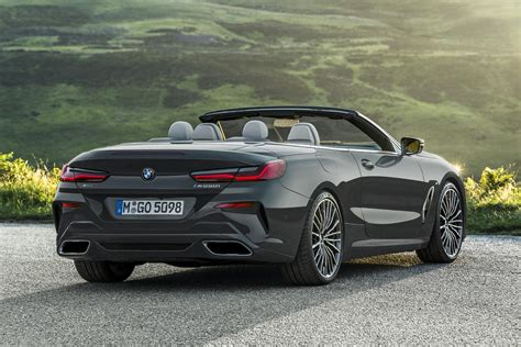 2020 bmw 8 series convertible top speed