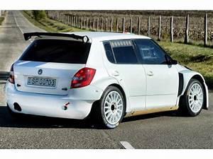 Voiture Rallye Occasion : skoda fabia s2000 voiture de rallye a vendre france ~ Maxctalentgroup.com Avis de Voitures