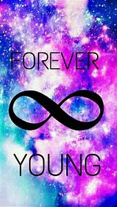 Forever young | Cute wallpapers (CocoPPa) | Pinterest ...