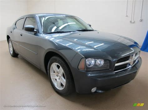 2007 Dodge Charger Sxt by 2007 Dodge Charger Sxt In Steel Blue Metallic 759979