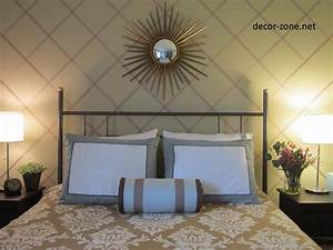 Bedroom mirror wall decor : Bedroom mirror over bed pictures decorations inspiration