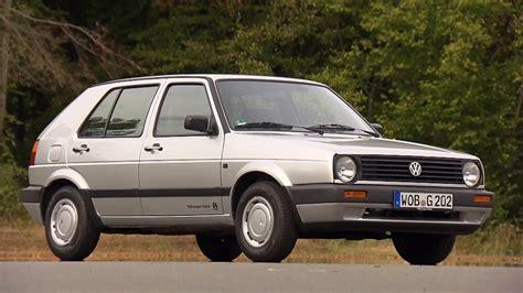 Volkswagen Golf 2 Evolution Of An Icon