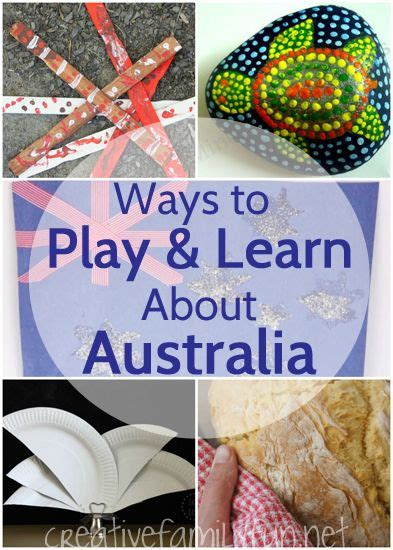 australia activities for crafts books and 265 | 2095b29c6be3711b97d942753d42bb6a