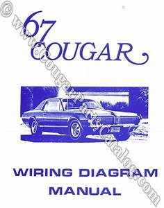 1970 Cougar Wiring Diagram