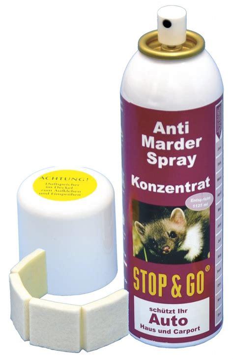anti marder spray odpuzovač na kuny stop anti marder spray 200 ml ags židlochovice