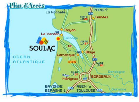 chalet plans residence p v les dunes du medoc location bord mer