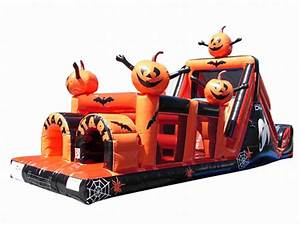 Backyard Halloween Obstacle For Sale,Haloween Inflatables
