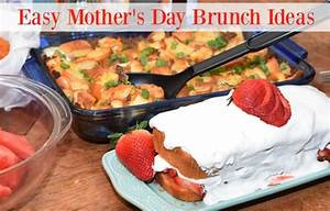 Easy Mother's Day Brunch Ideas | The TipToe Fairy